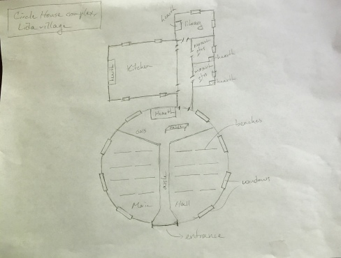 Circle House layout